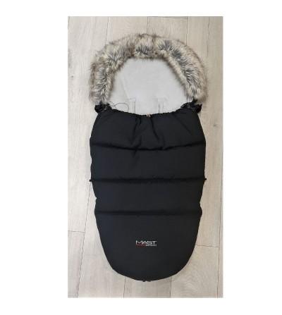 Saco negro silla